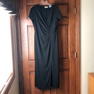 Worthington Long Black Dress